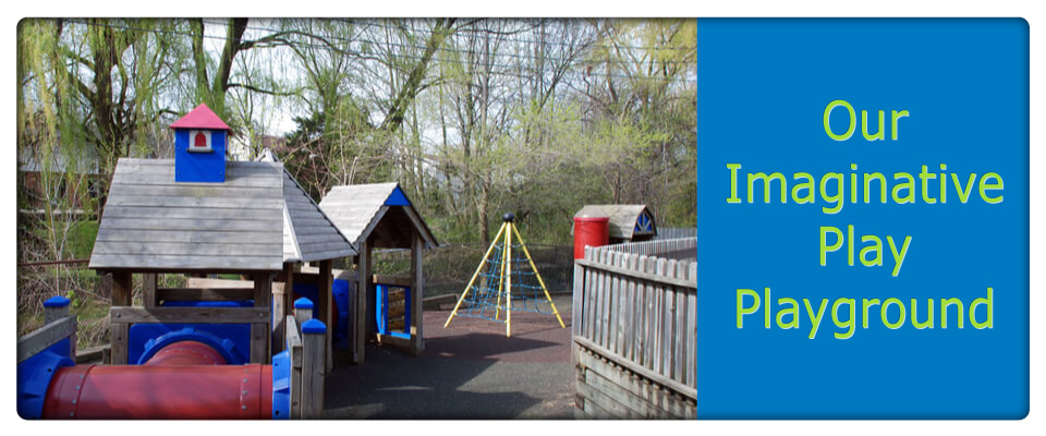 our imaginative play playground