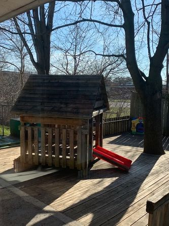 Infant's Play Structure